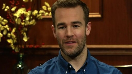 Actor James Van Der Beek Answers …