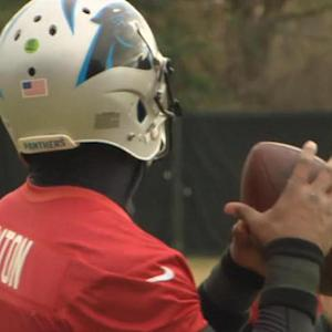 Does probable mean yes for Carolina Panthers quarterback Cam Newton?