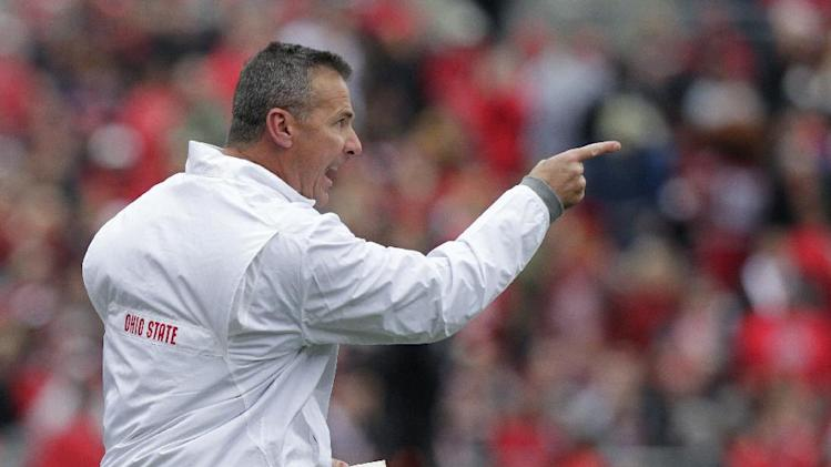 Buckeyes happy with offense, upset with defense