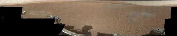 A Week on Mars: Curiosity Rover Settles in for Long Martian Haul