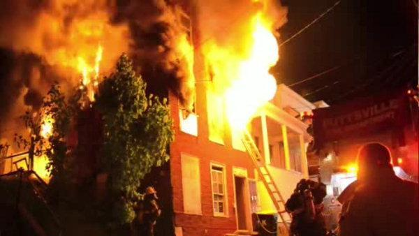 4 kids, 2 adults dead in Pottsville fire identified