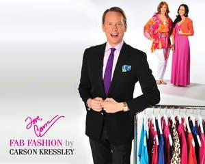Fashion Guru Carson Kressley to Launch New Exclusive Fashion Collection on ShopNBC April 26