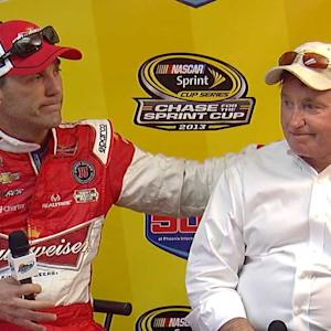 Harvick, Childress making it work