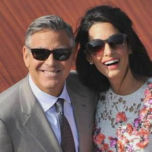 Everything Amal Alamuddin Wore On Her Wedding Weekend