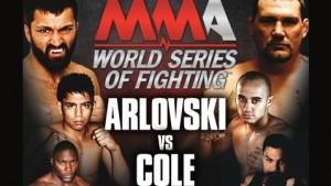 World Series of Fighting 1 Medical Suspensions: Arlovski and Johnson Escape Unscathed