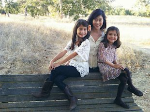 Going for Gold: Kristi Yamaguchi on Raising Confident Daughters