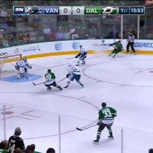 Ryan Garbutt Goal on Ryan Miller (04:08/1st)