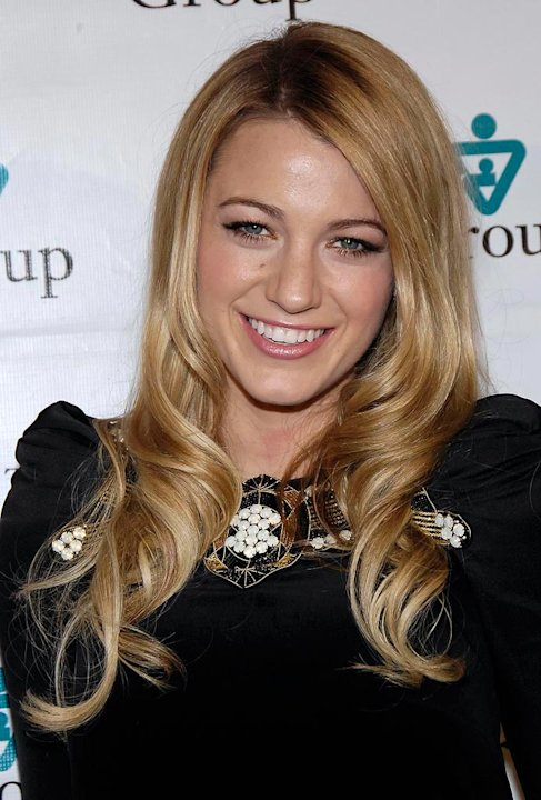 Blake Lively arrives at the 11th Annual HELP Group Teddy Bear Ball at the Beverly Hilton in Beverly Hills. - December 3, 2007