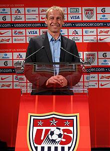 Klinsmann will have U.S. on the attack