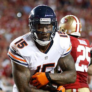 Week 2: Chicago Bears wide receiver Brandon Marshall highlights