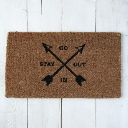 Buy a New Doormat