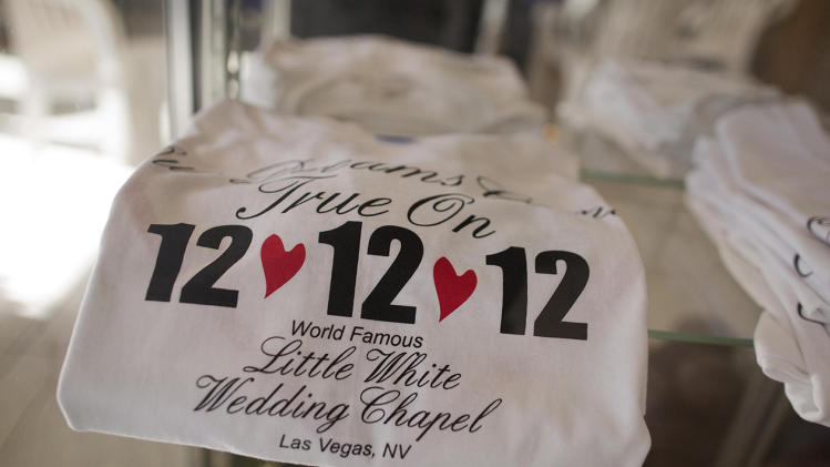 12-12-12 Vegas Weddings
