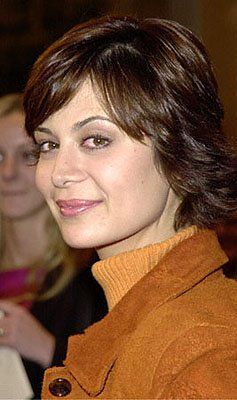 Premiere: Catherine Bell at the Westwood premiere of 20th Century Fox's Cast Away - 12/7/2000