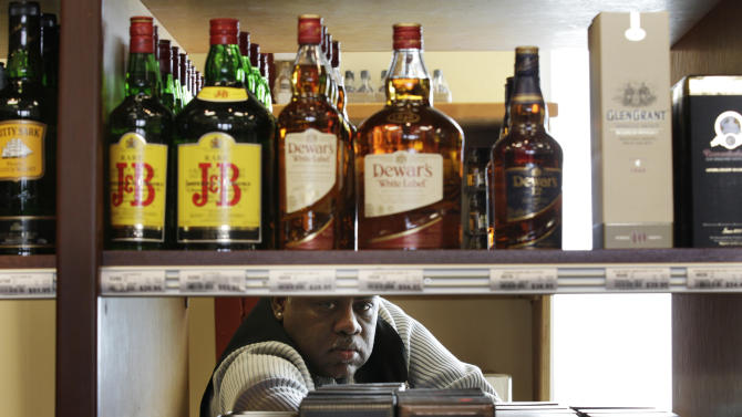 Washington auctioning off state-run liquor stores