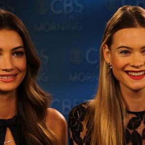 Victoria's Secret Angels talk company's attitude toward women