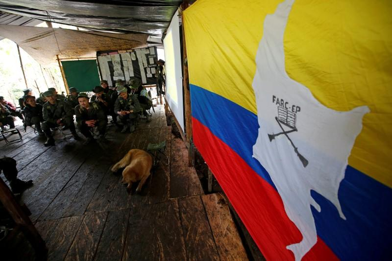 Colombia's historic peace plan has a bloody legacy to overcome
