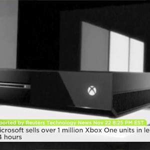 Microsoft Sells Over 1 Million Xbox One Units In Less Than 24 Hours