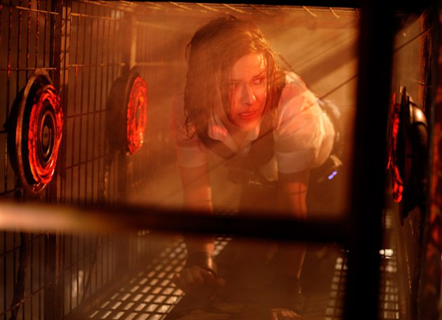 Caroline Cave Saw VI Production Stills Lionsgate 2009