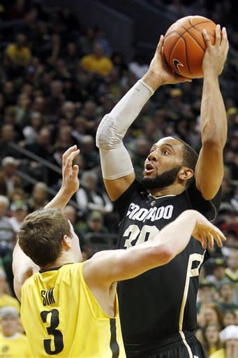 Joseph, Sim lead Oregon over Colorado 90-81