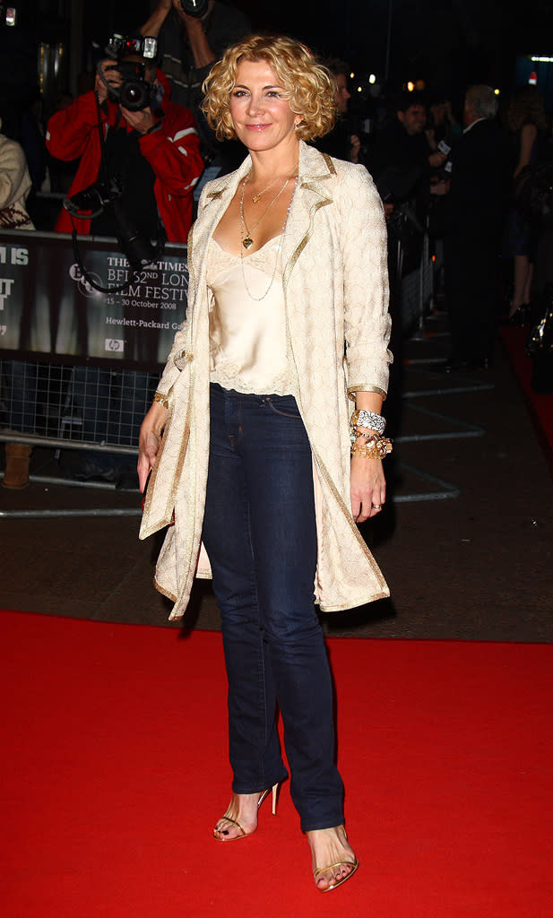 London Film Festival 2008 Natasha Richardson The Other Man premiere