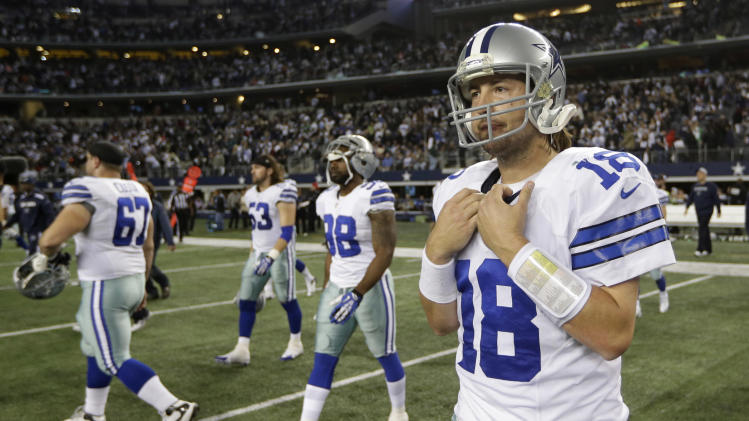 Weeden ready to be Romo's backup with Cowboys