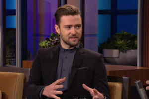 Sick Justin Timberlake Talks to Leno About Previously Sick Justin Timberlake (Video)