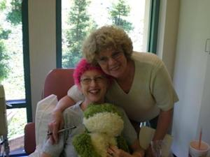 Breast Cancer Stories: Me, My Mom and Flo