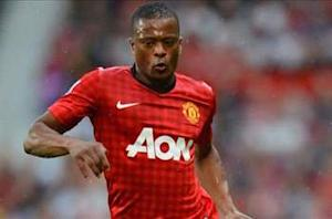 Evra desperate to bounce back from Manchester derby defeat