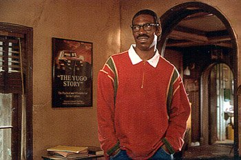 Eddie Murphy as Jiff Ramsey in Bowfinger