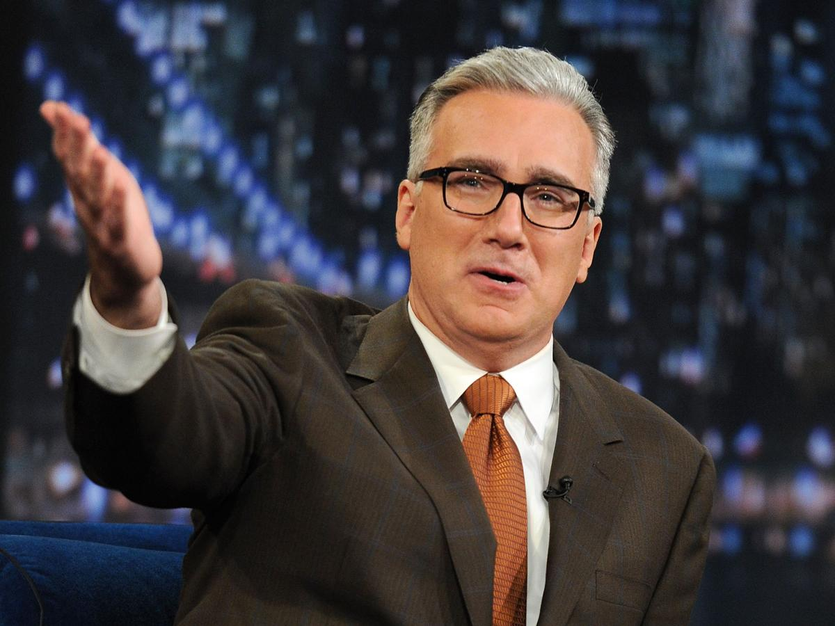 Keith Olbermann Returns Contritely To ESPN2 After Suspension Over Twitter War