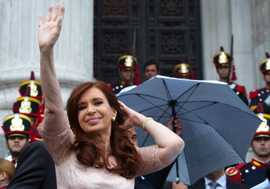 Argentina court throws out case against Kirchner again