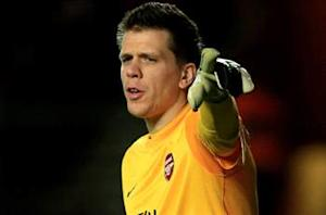 Szczesny: Tottenham does not have enough quality for top-four finish