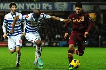 QPR 0-0 Manchester City: Champions slip up in title pursuit