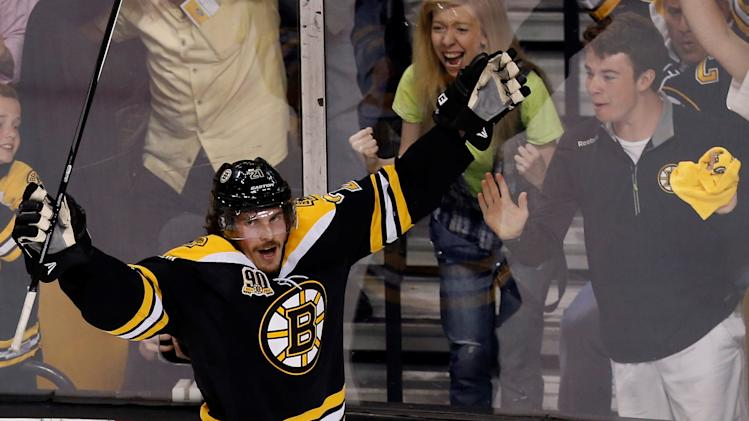 Loui Eriksson and the top line pressure for Boston Bruins