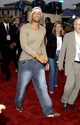 Will Smith at the LA premiere of Columbia's Bad Boys II
