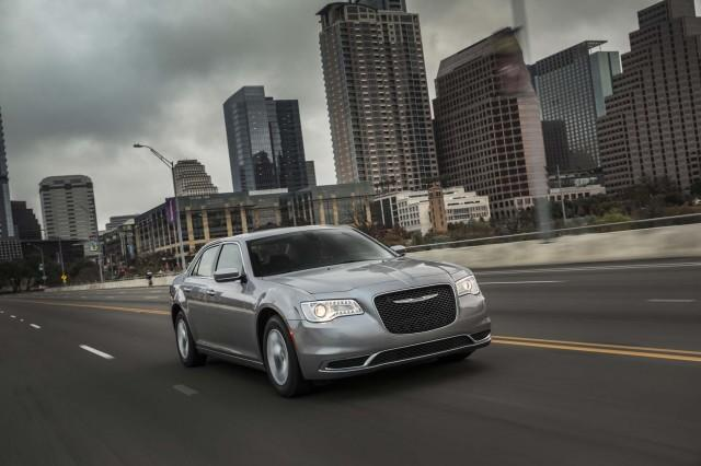 2016 Chrysler 300 Gets 90th Anniversary Edition