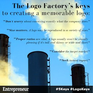 The Logo Factory's Keys to Creating a Memorable Logo