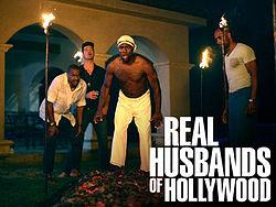 BET Renews 'Real Husbands Of Hollywood' For Second Season