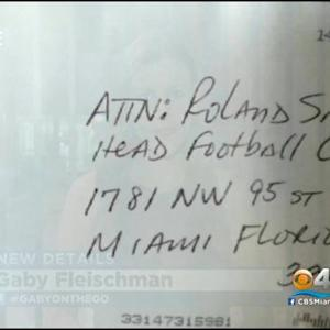 Letter Filled With Racial Slurs & Insults Sent To Local High School Football Coach