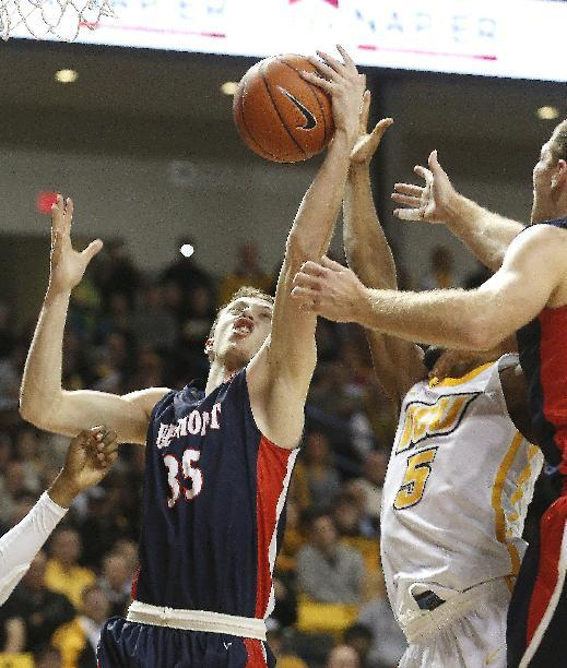 VCU rolls over cold-shooting Belmont 78-51