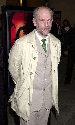 John Malkovich at the Hollywood premiere for The Dancer Upstairs