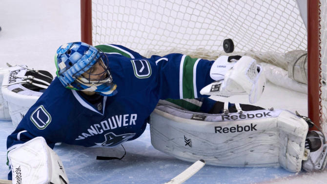 Roberto Luongo returns to Panthers