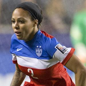 Sydney Leroux returns home for Women's World Cup
