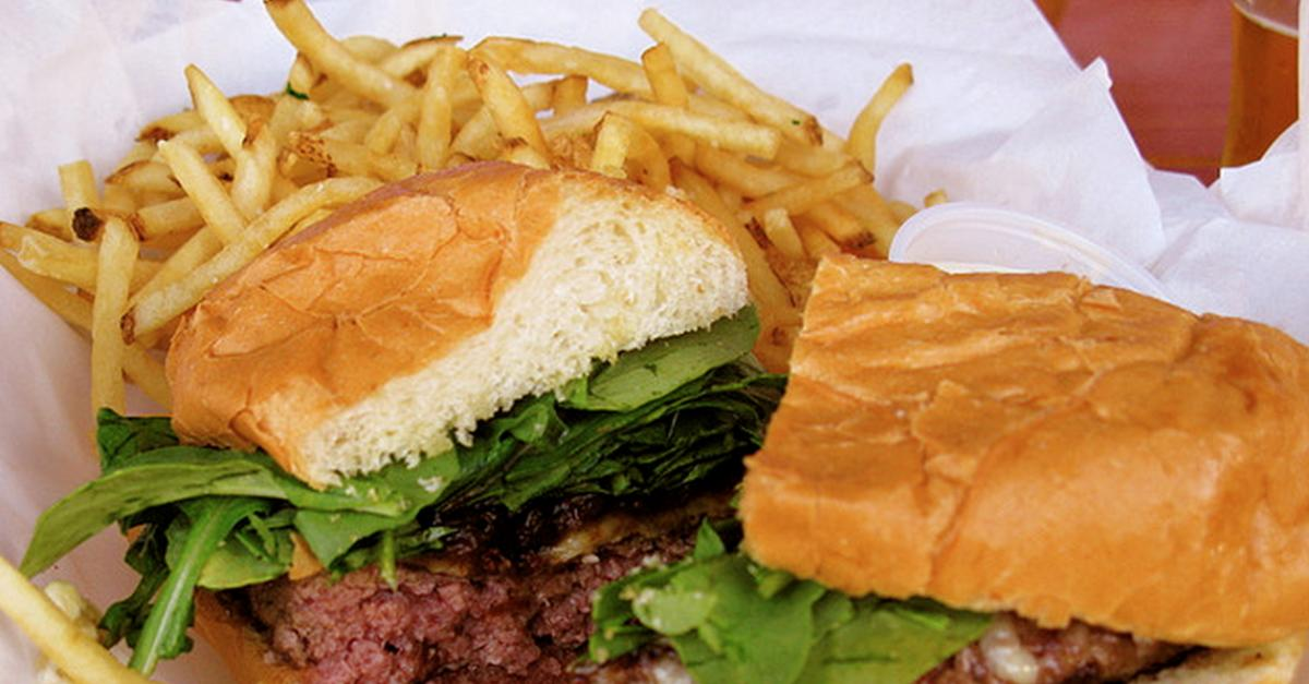 The 17 Best Burgers In America