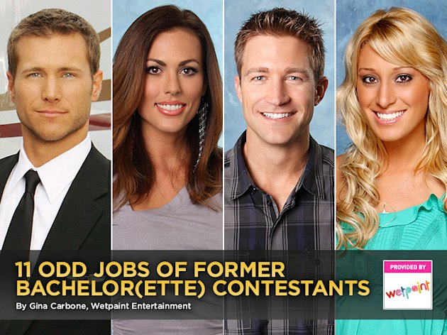 Odd Jobs of Former Bachelor(ette)&nbsp;&hellip;