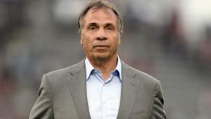 "LA Galaxy players say byes kill rhythm; Bruce Arena disagrees: ""That rhythm stuff is a little bit garbage"""