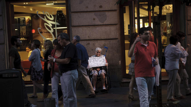 News Summary: Spain bank bailout relief fleeting
