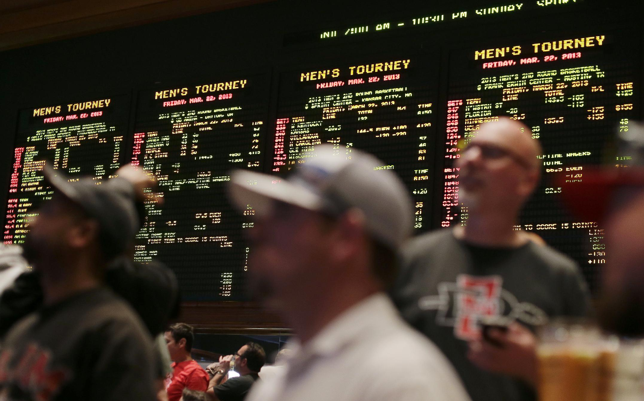 Nevada gambling regulators sign off on Olympic betting