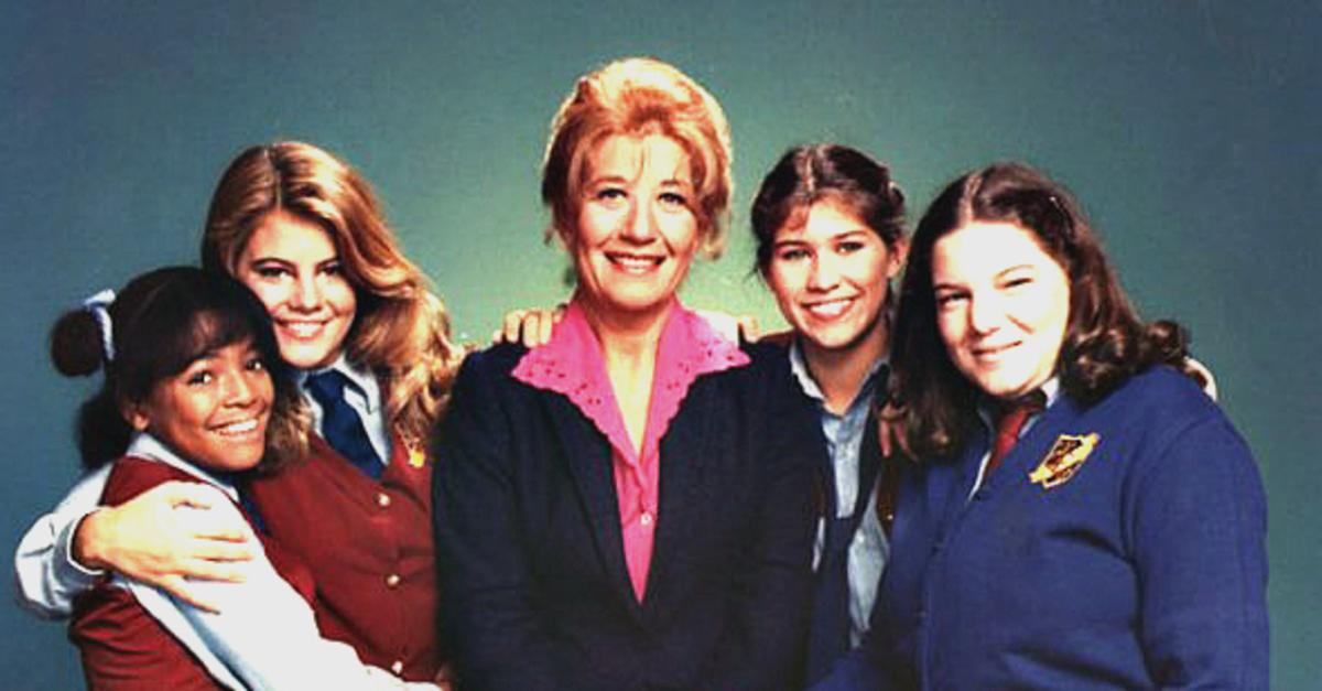 The Facts of Life' Cast: Then & Now