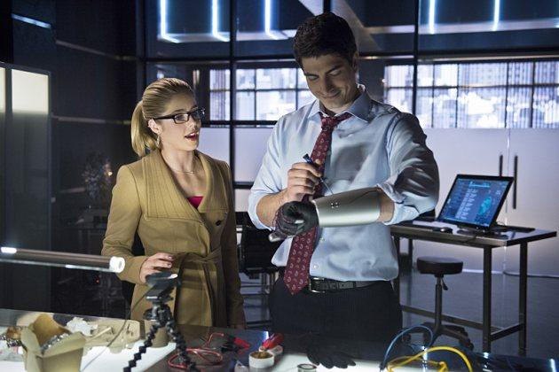 'Arrow': Brandon Routh On Ray's Feelings For Felicity
